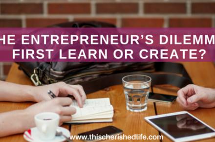 entrepreneur dilemma
